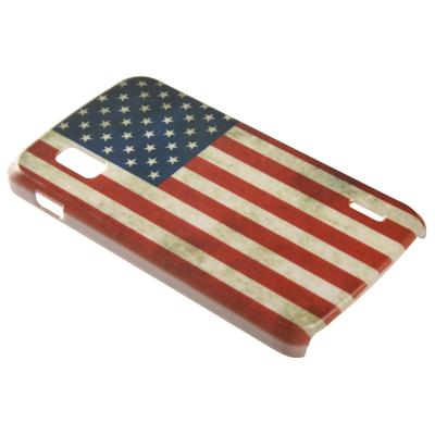 Google Nexus Cover med USA flag