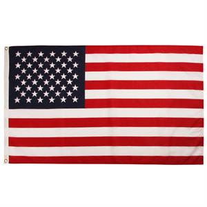 USA flag MADE IN USA, 76 x 122 cm