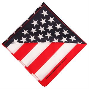 Stars and Stripes scarf, Made in USA