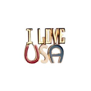 USA Pin i love USA
