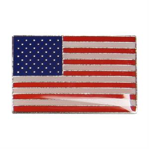 Pin med USA flag