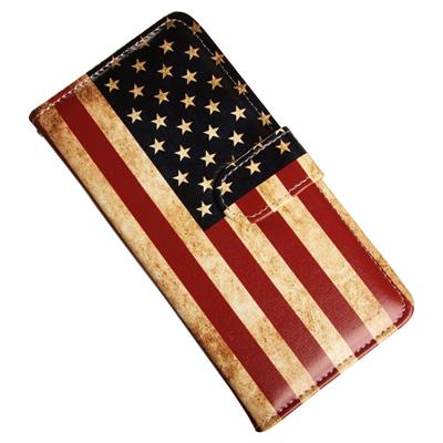 Samsung Galaxy Note 9 luksusetui med USA flag