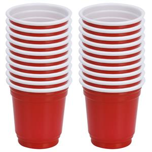 Red Cups shotglas, 60 ml